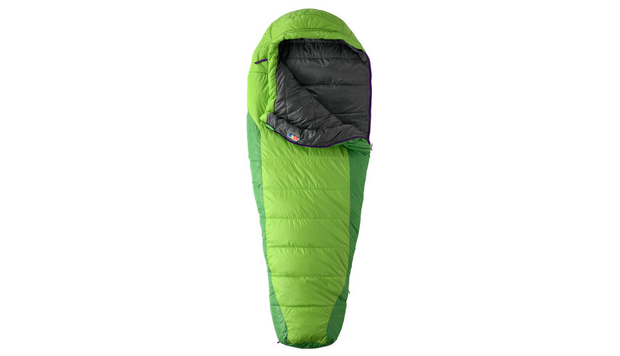 Marmot Sunset 30 Sleeping Bag Women Long Abstract Green/Dark Grass